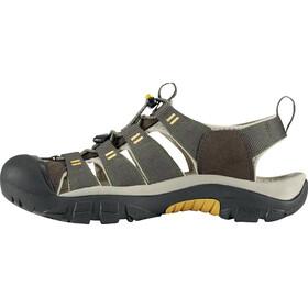 Keen Newport H2 Sandals Herre raven /aluminum